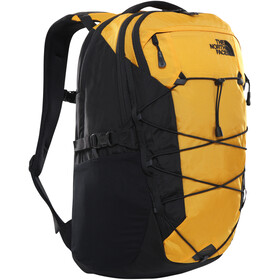 The North Face Borealis Mochila, summit gold ripstop/TNF black